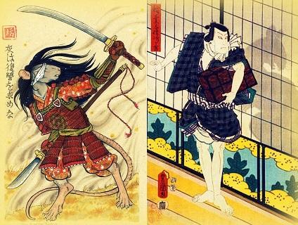 Jirokichi dettoNezumi Kozō